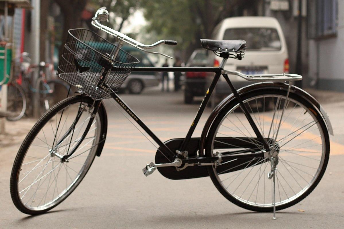 bicicleta TEN-T