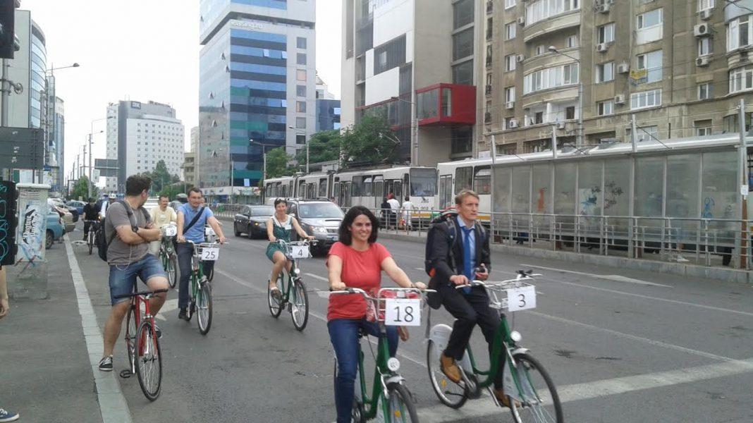 lege Biciclisti Bucuresti