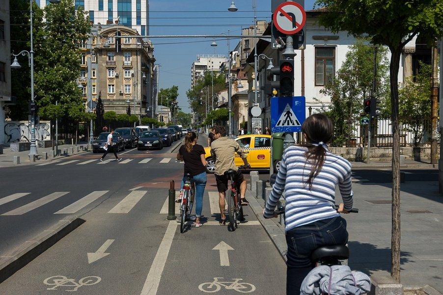 cod rutier biciclisti