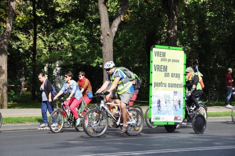 proiectul biciclistii
