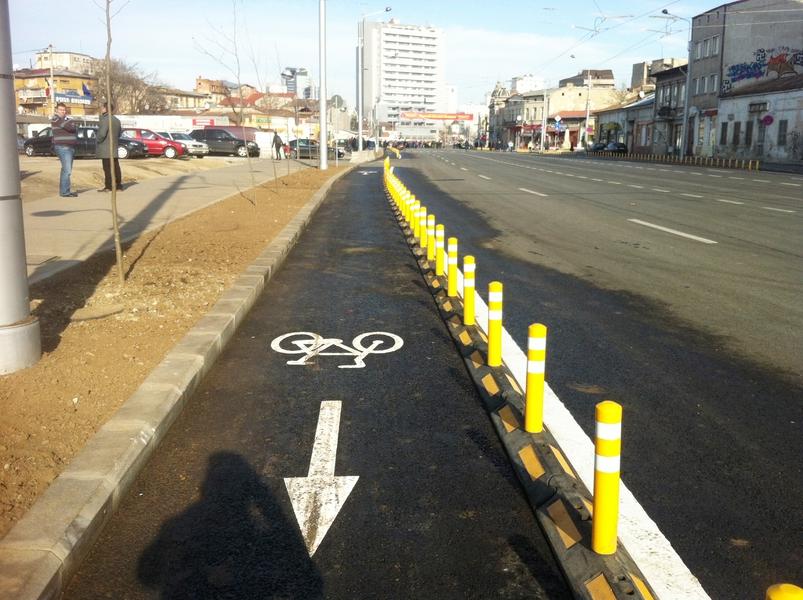 tronson biciclete